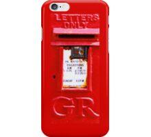 Send A Message iPhone Case/Skin