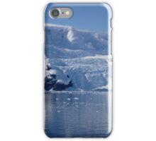 Glaciers in Antarctica iPhone Case/Skin