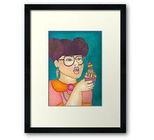 Mimi Framed Print