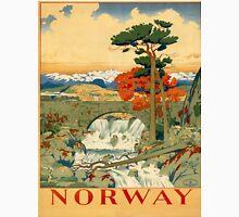 Vintage poster - Norway Unisex T-Shirt