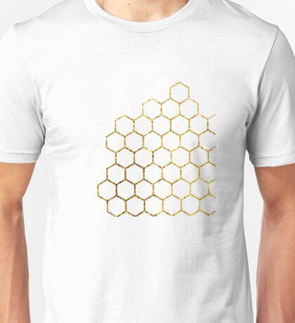 Glittery Hex Unisex T-Shirt