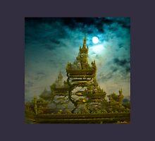 Golden Castle and Full Moon Unisex T-Shirt