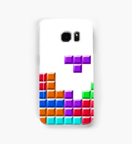 Tetris Blocks! Samsung Galaxy Case/Skin