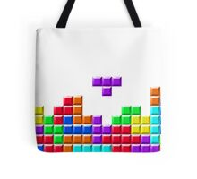 Tetris Blocks! Tote Bag