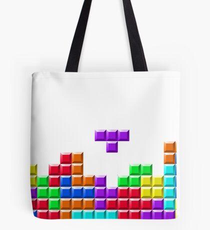 Tetris Blocks! Tote Bag