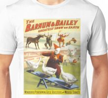 Vintage poster - Circus Unisex T-Shirt
