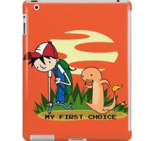 First pokemon fire iPad Case/Skin