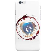 Rise Against Alternate Heart Fist iPhone Case/Skin