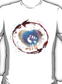 Rise Against Alternate Heart Fist T-Shirt