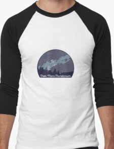 Poor Man's Planetarium Men's Baseball ¾ T-Shirt