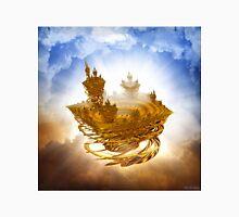 Golden Castle in the sky Unisex T-Shirt
