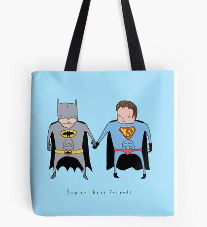 Super Best Friends Tote Bag
