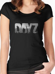 Day Zombie Women's Fitted Scoop T-Shirt