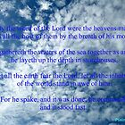 Psalm 33 by VoxCeleste
