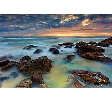Miami Sunrise Photographic Print