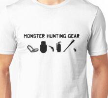 Monster Hunting Gear - Stranger Things Unisex T-Shirt