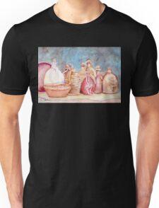 Lithuanian Pottery WC20150709a Unisex T-Shirt
