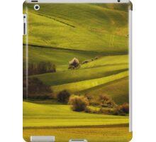 Green Toskany iPad Case/Skin