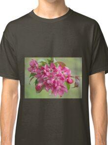 Crabapple Blossoms Classic T-Shirt