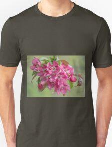 Crabapple Blossoms Unisex T-Shirt