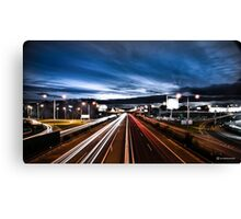 .Highway Canvas Print