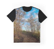 Forest's Path - The Edward Vincent Ecker, Sr. County Park | Montauk, New York Graphic T-Shirt