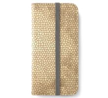 Shades of Gold iPhone Wallet/Case/Skin