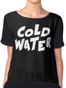 Cold Water Chiffon Top