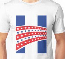 New Hillary 'H' Logo Unisex T-Shirt
