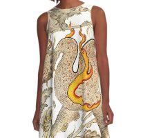 Dragon Fashion A-Line Dress