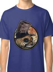 Skull in a top hat Classic T-Shirt