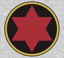 Black Widow Logo Redesign Kids Tee