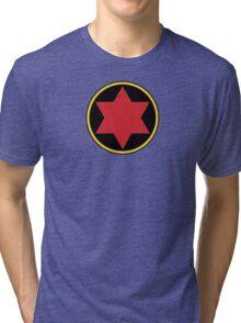 Black Widow Logo Redesign Tri-blend T-Shirt