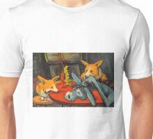 Donkey~Pembroke Corgi~Dog~Jackass Loses again~Cripple Creek Colorado Unisex T-Shirt