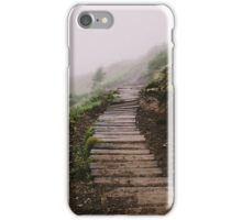 Flattop Stair Way iPhone Case/Skin