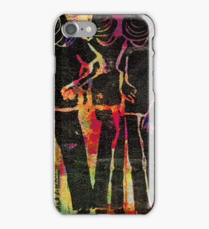 Young Men iPhone Case/Skin