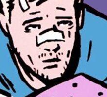 Clint Barton Sticker