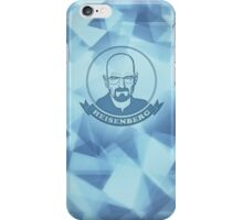 Walter White - Heisenberg - Blue Meth Edition iPhone Case/Skin