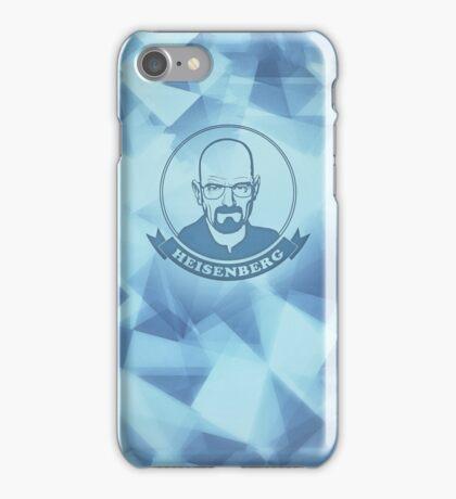 Walter White - Heisenberg - Blue Meth Edition iPhone Case/Skin