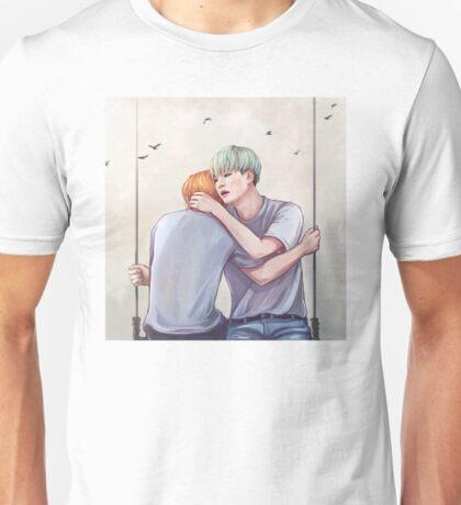 Yoonmin Commission  Unisex T-Shirt