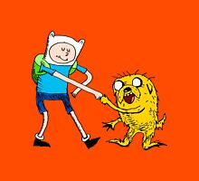 Adventure Time with Dr. Seuss Unisex T-Shirt