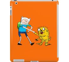 Adventure Time with Dr. Seuss iPad Case/Skin