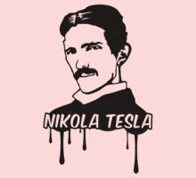 Nikola Tesla  One Piece - Long Sleeve