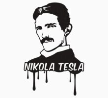 Nikola Tesla  One Piece - Short Sleeve