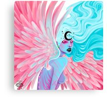 Faye, Angel of Corruption Canvas Print
