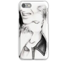 DECONSTRUCTION OF DAVID BOWIE  iPhone Case/Skin