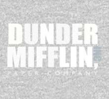 Dunder Mifflin One Piece - Long Sleeve