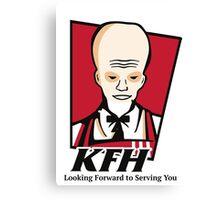 Twilight Zone KFH Canvas Print