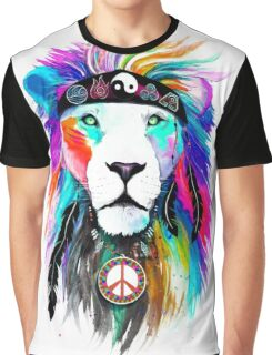 King Lion Graphic T-Shirt