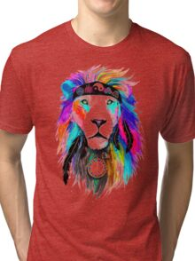 King Lion Tri-blend T-Shirt